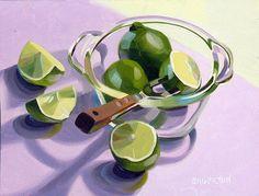 Limes by Leigh-Ann Eagerton