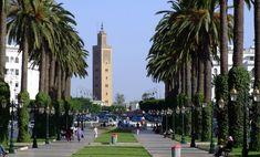 Rabat - Turnul Hassan