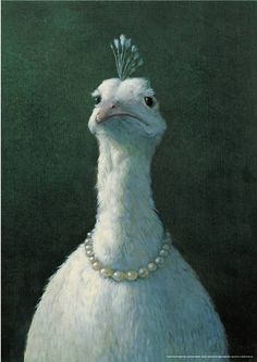 Called: Fowl with Pearls