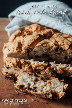 Irish Soda Bread (AIP & Paleo)
