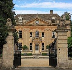 "classicalbritain: "" Widcombe Manor House - Bath, England """