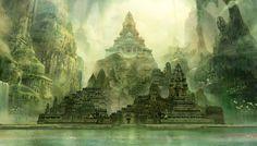 Yijing... the throne of the jade emperor