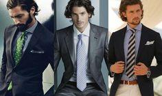 Você sabe combinar camisa e gravata? Hoje a gente tem tantas possibilidades para combinar as duas peças que às vezes dá um nó na cabeça. Para você que usa roupa social, explicamos direitinho como harmonizar cores, padrões e estampas. Leia o post no blog.