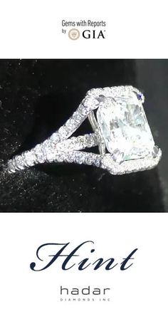 CyberMonday Diamond Engagement Rings by HadarDiamonds.com .  Experience lavish quality at a sensible price.  Custom designs and Hadar collections available.  Custom made with #love.  Watch the actual video.