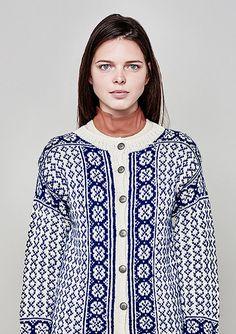 Ravelry: Vrådal dame pattern by Sandnes Design
