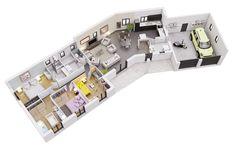 maison personnalisable crearia crea concept