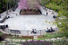 Carl Schurz Park – Upper East Side of New York.