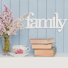 Family Wooden Typography Plaque   Kirklands