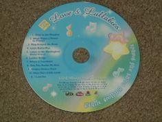 BARNEY For BABY: Love & Lullabies (CD, Music, Children, Songs, Sounds, Vocals)  #GentleSoundsLullaby