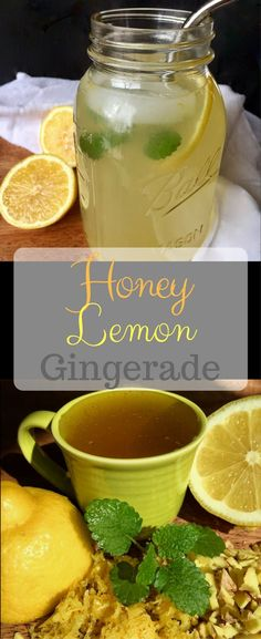 This is an interesting twist on traditional lemonade. It sounds potentially pretty good with fresh lemon juice and farmer's market honey!