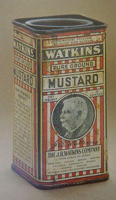 Watkins Mustard