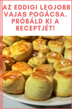 Hungarian Recipes, Baked Potato, Bakery, Dessert Recipes, Appetizers, Food And Drink, Cooking, Ethnic Recipes, Breads