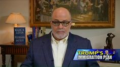 "8/19/15 - ""Trump is RIGHT"". . . Mark Levin said on ""Hannity"" tonight that the 14th Amendment does not give citizenship to children of illegal immigrants who are born in the United States."