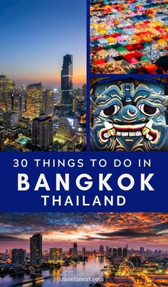 30 amazing things to do in Bangkok. Bangkok's best rooftop bars are often associated with the city's luxury hotels but even if you're not staying at the hotel, having a drink in the sky is something you should put on your to-do list. Bangkok Travel, Thailand Travel, Asia Travel, Laos Travel, Nightlife Travel, Travel Inspiration, Travel Ideas, Travel Tips, Netherlands