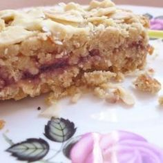 Bakewell flapjack recipe - All recipes UK
