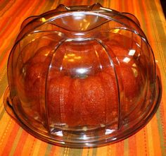 This recipe was given to me by a very dear friend, Ginny, who has since died. I think of her every time I make this cake and I'm sti. Orange Juice Cake, Orange Bundt Cake, Dear Friend, Glass Vase, Cakes, Desserts, Recipes, Food, Tailgate Desserts