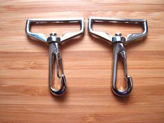 Metal Purse Hooks -
