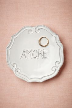 Amore Dish from @BHLDN   #BHLDNwishes
