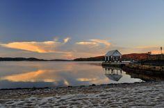 Dwight Beach, Lake of Bays, Muskoka