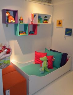 Kids Bedroom Designs, Home Room Design, Kids Room Design, Boy And Girl Shared Room, Baby Boy Rooms, Small Room Bedroom, Girls Bedroom, Baby Room Decor, Bedroom Decor