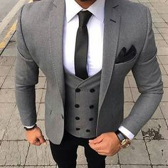 Very handsome blazer and waistcoat ________________________________ Photo: @menslaw #suitandtie #suitedup #suited #blazer #waistcoat #londonfashion #suitlover #suitup #suitstyle #suitedman #pocketsquare #suitswag #ss17 #suitselfie #mensfashion #menssuits #mensfashionpost #menstrend #mensapparel #fashionformen #fashionbag #highstreetfashion #alexandercaineuk #italiandesign #weddingsuit #rayyounis