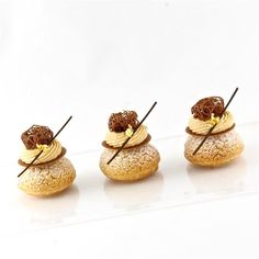 Choux Pastry, Pastry Art, Shortcrust Pastry, Cake Ingredients, Eclairs, Choux Cream, French Desserts, Homemade Taco Seasoning, Gastronomia