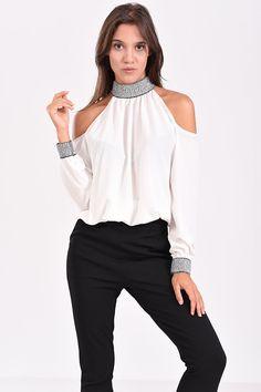 61 Best Γυναικείες μπλούζες   tops   πουκάμισα images 4082386e201