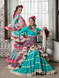Colección 2013 | El Ajolí - Trajes de flamenca en Huelva
