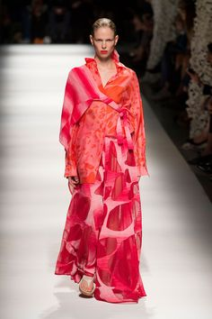 Défilé Missoni, prêt-à-porter printemps-été 2015, Milan. #MFW #Fashionweek #runway