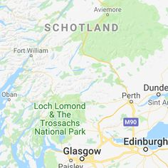 Schotland: Camperplaatsen Schotland (GPS), Free places to stay for your motorhome, Scotland Camperplaces