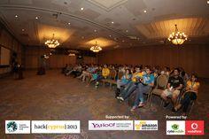 #insights13 #hackcyprus13 #cyprus #startups #hackathon13 @Janet Papageorgiou