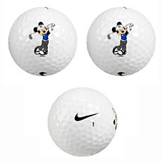 Mickey Mouse Golf Balls by Nike Golf