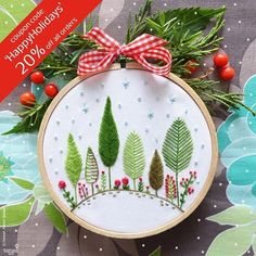 Come celebrate winter with a website-launch special offer: www.tamarny.com 20% discount on all products!! Use coupon code: HappyHolidays . . . #christmasornament #embroiderydesigns #diy #handmade #christmasgift #tamarny #embroiderypattern #christmastree #embroiderylove #christmasdecor #holidayseason #holidayspirit #handmade #embroiderykit #stitches #dmcthreads #threads #Christmasforest #needlework #handembroidery #modernembroidery #stitching #stitchart #stitchlovers
