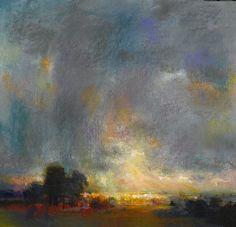 Rain Squall - Pastel Norman SMITH