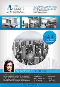 Accounting bookkeeping flyers by kinzi21 on creative market real estate free flyer template httpfreepsdflyerreal fandeluxe Images