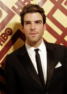 Zachary Quinto or also know as Spock!!