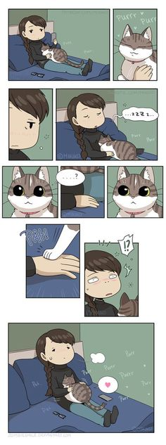 Just a collection of little comics about day to day life, gaming and kitties. Donate $1 or more and help me keep making more Mini Comics! Rewards include tutorials, blogs, commissions and livestrea...