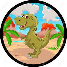 Resultado de imagen para dibujos a colores para imprimir de dinosaurios gratis