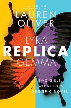 Replica by Lauren Oliver is the story of Gemma, a human, and Lyra, a clone set against a backdrop of a human cloning facility. Read book review & buy online