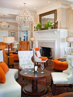 Paramour lobby lounge