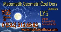 Matematik Geometri Özel Ders Verenler Beylikdüzü