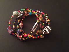 Check out Simone's Boutique  - Handcrafted Afrocentric Jewelry by Danielle Williams  www.etsy.com/shop/SimonesBoutique  #Afrocentric #Jewelry #AfricanBeads #Bracelet