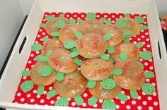 Marshmallow, Treats, Crafty, Cookies, Birthday, Desserts, Food, Ivy, Sweet Like Candy