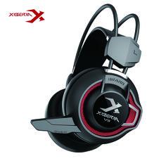 Cool black Xiberia V3 Gaming Headphones Headset, cool design, better gaming experience.