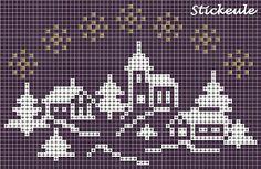 Stickeules Freebies: Teste padrão do Natal