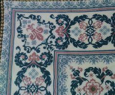 Cross Stitching, Cross Stitch Embroidery, Cross Stitch Designs, Cross Stitch Patterns, Palestinian Embroidery, Cross Stitch Tree, Bargello, Needlepoint, Embroidery Designs