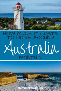 How Much it Costs to Drive Around Australia – Month 2 - The Trusted Traveller Visit Australia, Australia Travel, South Australia, Vacation Trips, Day Trips, Vacations, Scuba Diving Australia, Road Trip Essentials, New Zealand Travel
