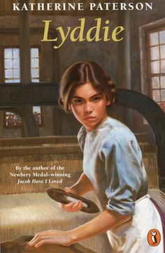 Lyddie: Katherine Paterson: 9780140373899 - Christianbook.com Newbery Award, Newbery Medal, Katherine Paterson, Books To Read Online, Chapter Books, Historical Fiction, Learn To Read, Read Aloud, Paperback Books