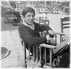 Η Υδρα που αγάπησε ο Λέοναρντ Κοέν -To σπίτι του εκεί και η μούσα του [εικόνες & βίντεο]   iefimerida.gr