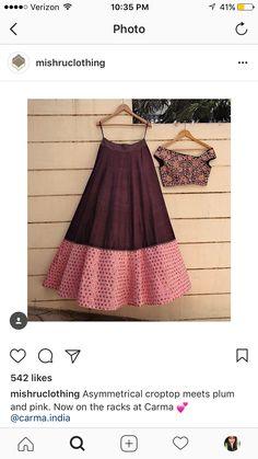 Half Saree Lehenga, Lehenga Style, Lehenga Choli Online, Stylish Blouse Design, Stylish Dress Designs, Stylish Dresses, Rajasthani Lehenga, Indian Lehenga, Indian Attire